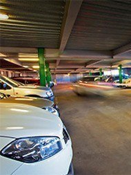 Self Parking at Melbourne Airport