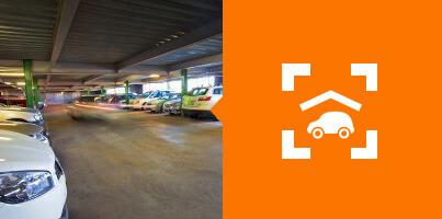 Undercover Self-Park Airport Parking option Melbourne